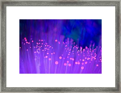 Framed Print featuring the photograph Electric Ladyland by Dazzle Zazz