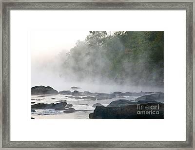 Elkahatchee Creek, Alabama Framed Print