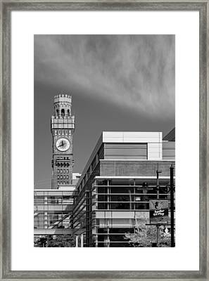 Emerson Bromo-seltzer Tower Framed Print
