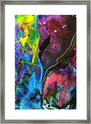 Emmylou Framed Print by Dan Cope
