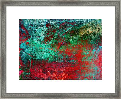 Emotions Framed Print by Heike Hultsch
