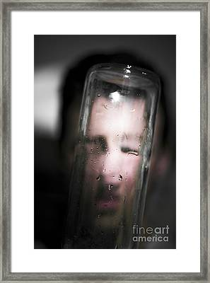 Empty And Alone Framed Print by Jorgo Photography - Wall Art Gallery