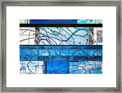 Endeavor Of Hope Framed Print