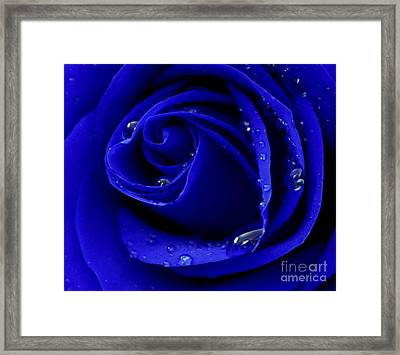 Eternally Yours II Framed Print