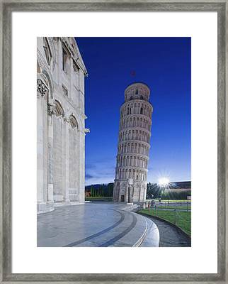 Europe, Italy, Tuscany, Pisa, Cathedral Framed Print by Rob Tilley