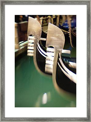 Europe, Italy, Venice Framed Print by Terry Eggers