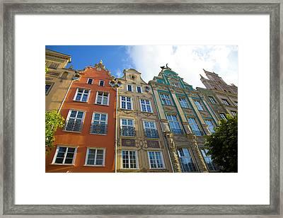 Europe, Poland, Gdansk Framed Print by Jaynes Gallery
