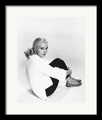 Eva Marie Framed Prints
