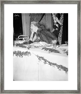 Evalyn Walsh Mclean (1886-1947) Framed Print