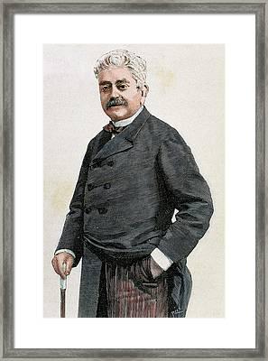 Evaristo Arnaus Y De Ferrer (1820-1890 Framed Print by Prisma Archivo