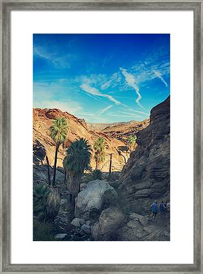 Eventually Framed Print by Laurie Search
