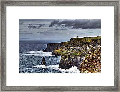 Evermore Framed Print