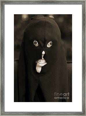Evil Executioner Framed Print by Jorgo Photography - Wall Art Gallery