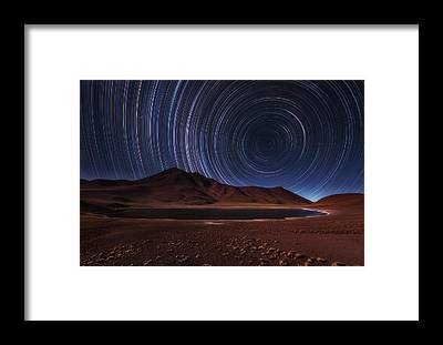 Andes Framed Prints