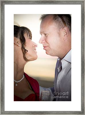 Eye Love Romance Framed Print by Jorgo Photography - Wall Art Gallery