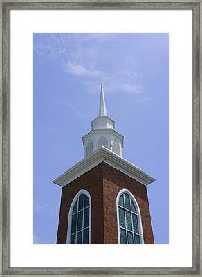 Faith Framed Print by Laurie Perry