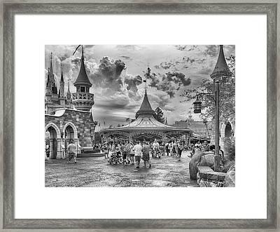 Fantasyland Framed Print