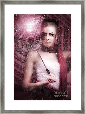 Fashion Framed Print by Jorgo Photography - Wall Art Gallery