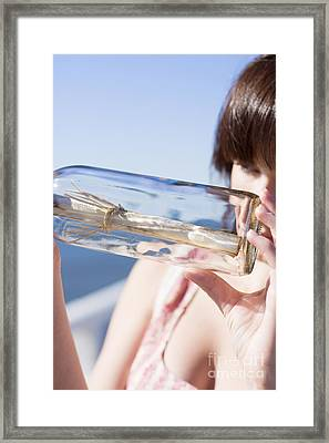 Fate And Destiny Framed Print by Jorgo Photography - Wall Art Gallery