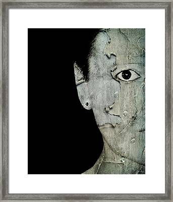 Feelings Framed Print by Heike Hultsch