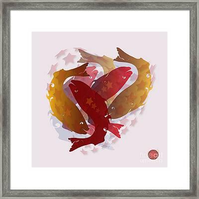 Feng Shui M 3 Framed Print