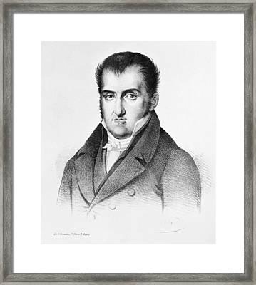 Ferdinand Vii (1784-1833) Framed Print