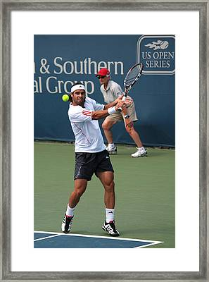 Fernando Gonzalez Framed Print by James Marvin Phelps