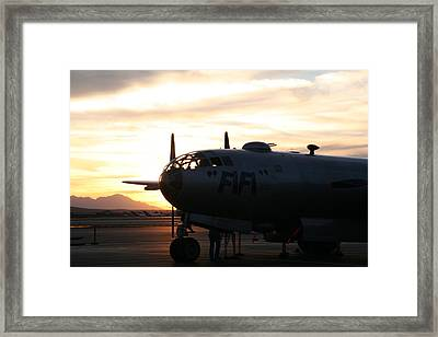 Framed Print featuring the photograph Fi-fi by David S Reynolds