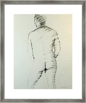 Figure 9  Framed Print by Craig  Bruce