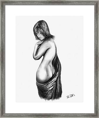 Figure Drawing 101 Framed Print