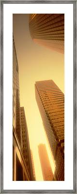 Financial District, San Francisco Framed Print by Panoramic Images