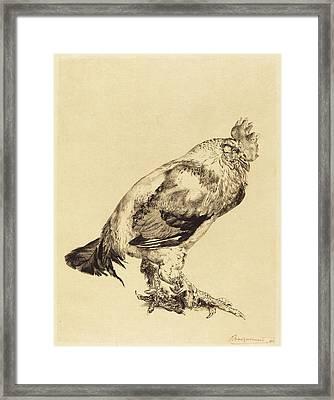 Félix Bracquemond French, 1833 - 1914 Framed Print