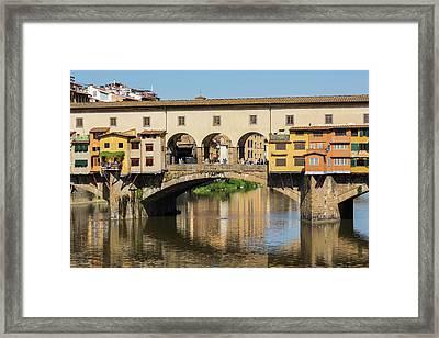 Florence, Florence Province, Tuscany Framed Print
