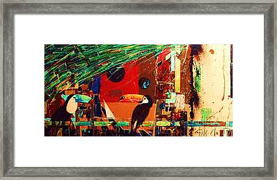 Florida Framed Print by Chris Cloud