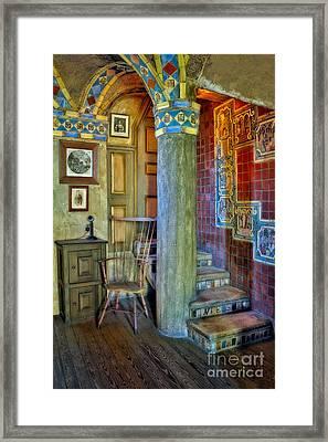 Fonthill Castle  Framed Print by Susan Candelario