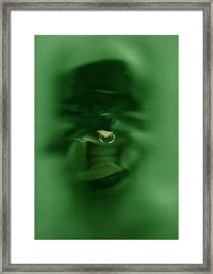 Forced Media  Framed Print by Mojo THF