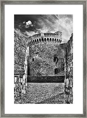 Fortress Kalemegdan Framed Print by Milan Karadzic