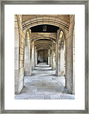 Fourth Presbyterian Church Chicago Framed Print by Christine Till