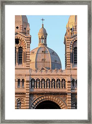 France, Bouches-du-rhone, Marseille Framed Print by Kevin Oke
