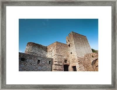 France, Corsica, Porto Vecchio Framed Print