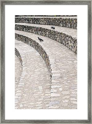 France, Rhone-alpes, Lyon Framed Print by Kevin Oke