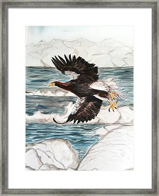 Free Framed Print by Asuncion Purnell