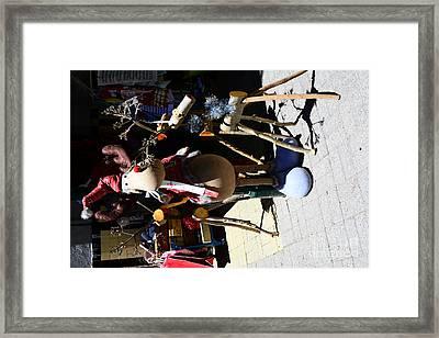 Fremantle Market  Framed Print by Bobby Mandal