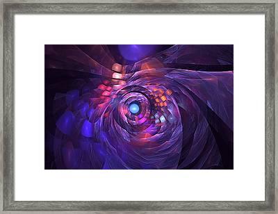 Freya Framed Print