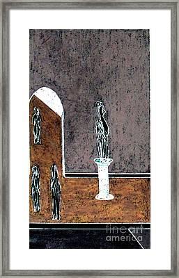 From The Mezzanine Framed Print by Bill OConnor