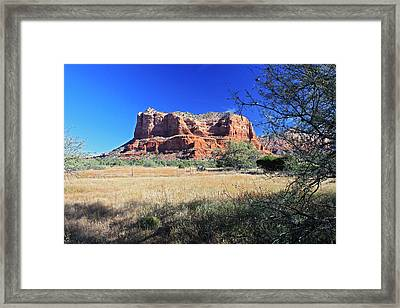 From The Shadows Framed Print by Gary Kaylor