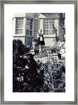 Garden Hobby Framed Print by Jorgo Photography - Wall Art Gallery