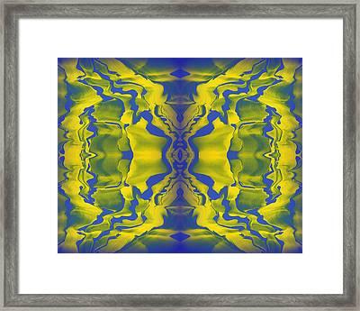 Generations 3 Framed Print by J D Owen