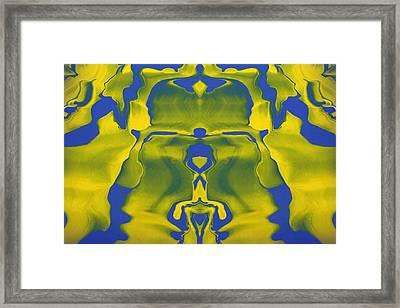 Generations 5 Framed Print by J D Owen