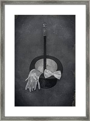 Gentleman Framed Print by Joana Kruse